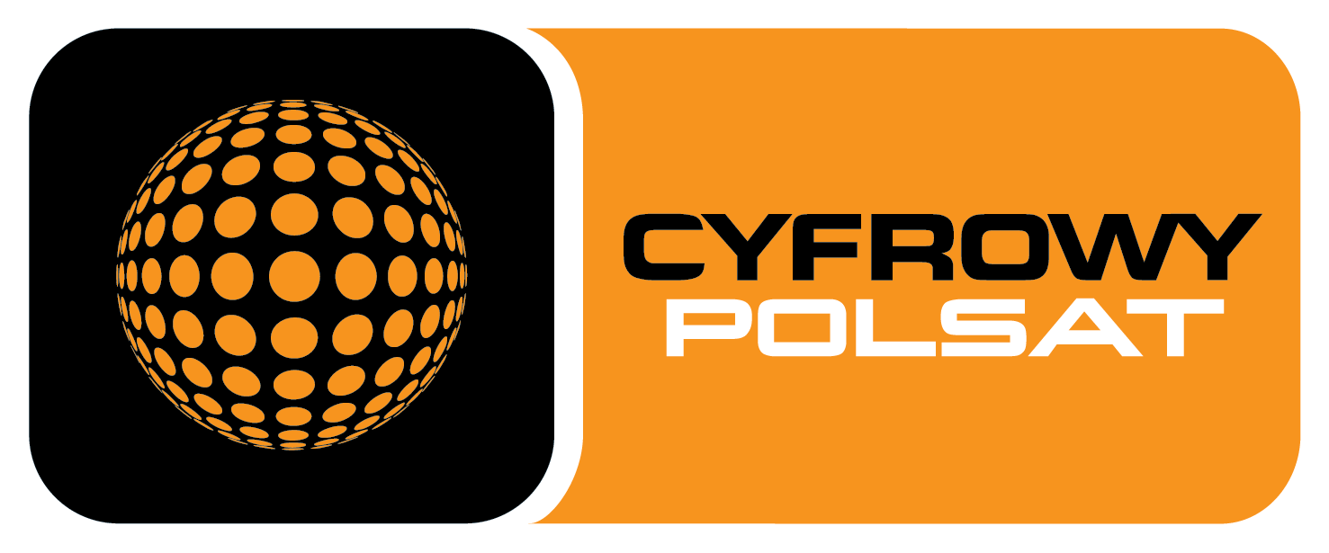 Znalezione obrazy dla zapytania cyfrowy polsat logo